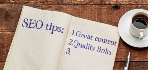 Quick SEO tips for accounting firms